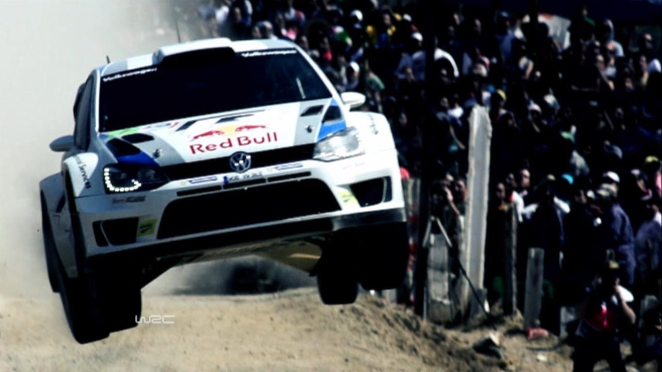 Z archiwum WRC