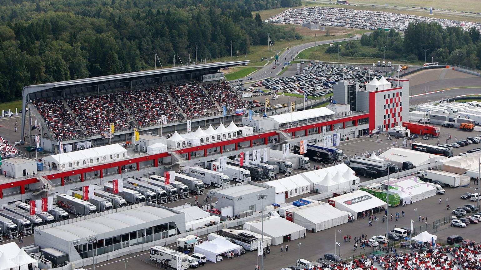Motowizja zaprasza na wyścig DTM w Moskwie!