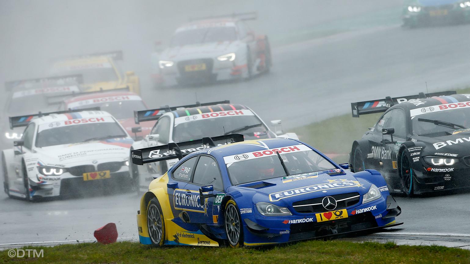 Sportowy weekend w Motowizji: DTM na żywo i newsy z WRC!