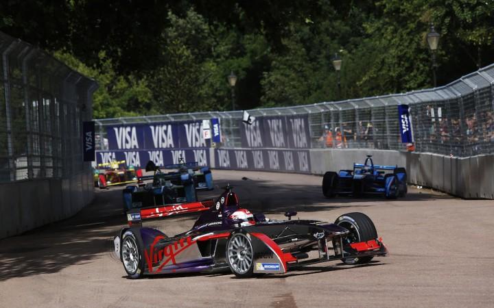 Nelson Piquet jr. mistrzem Formuły E
