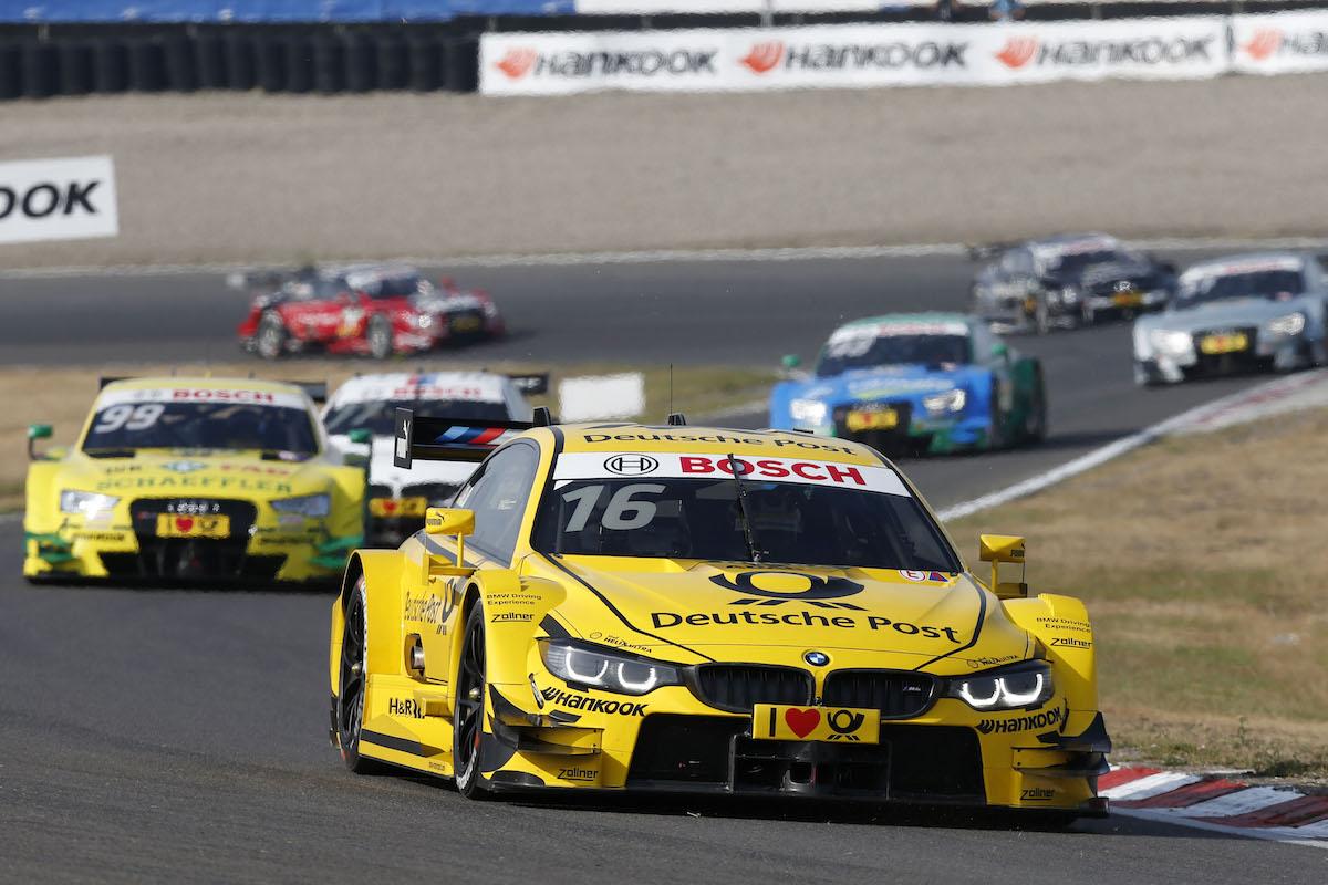 BMW wraca do gry? - podsumowanie sobotniego wyścigu 4 runda DTM