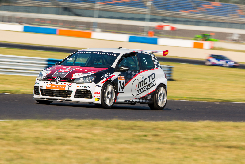 VW Golf Cup LIVE Online z Sachsenring!