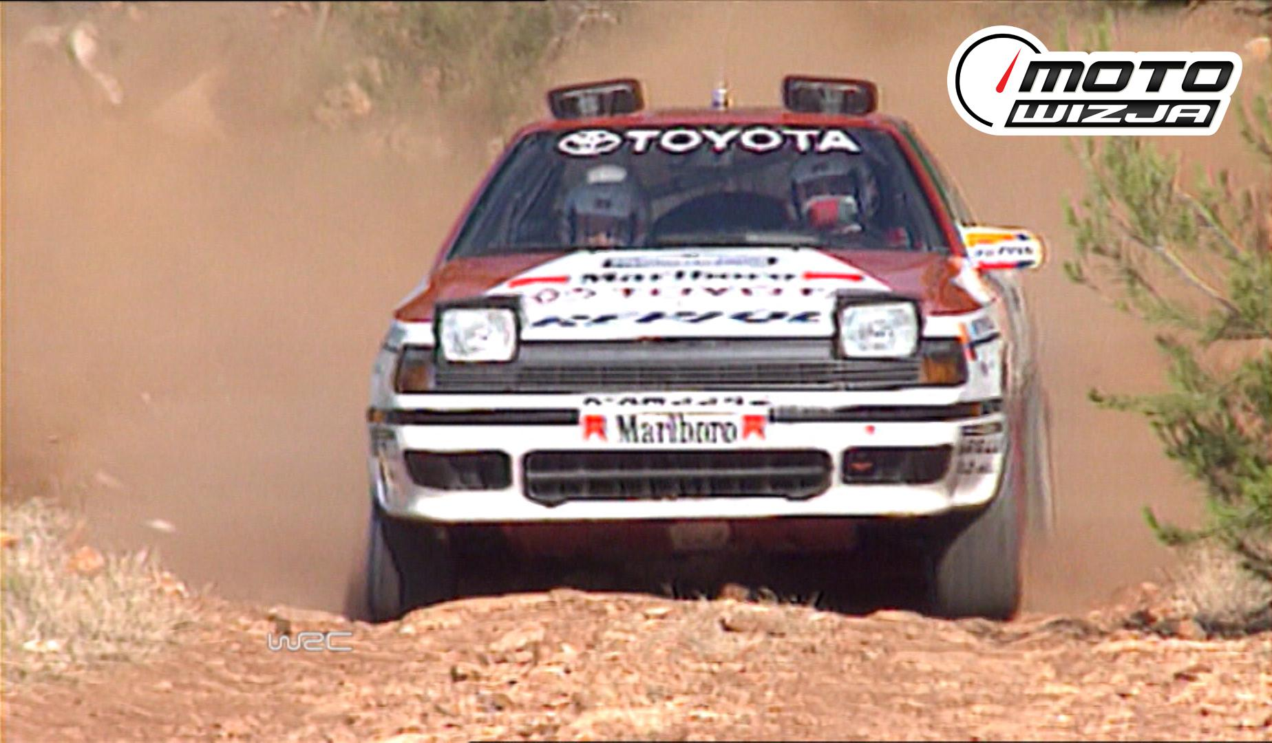 """Motowizja zaprasza na nowe, wyjątkowe programy """"Z archiwum WRC"""" oraz """"Historia WRC""""!"""