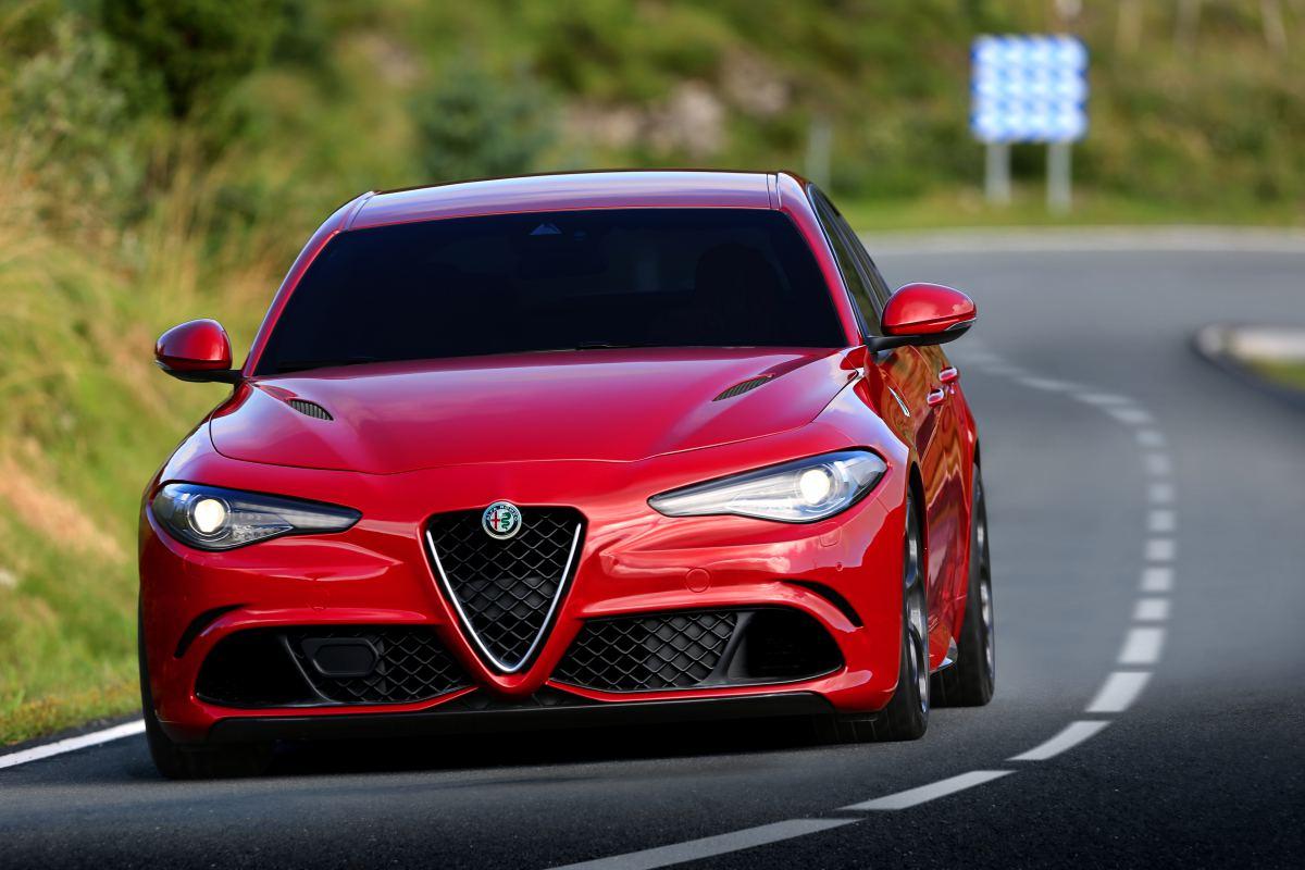 Genewa 2016: Alfa Romeo Giulia