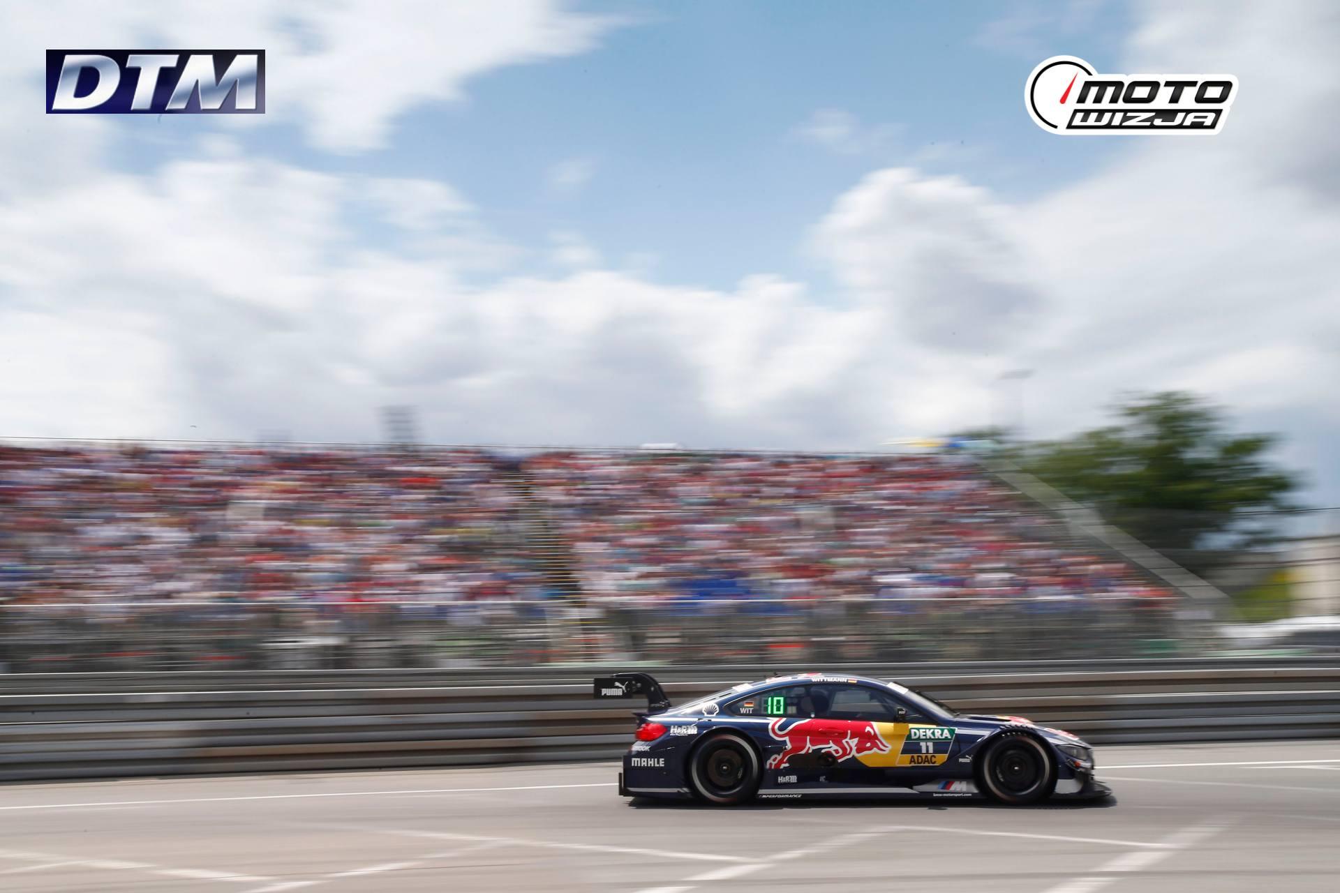 Tapety na pulpit z DTM Norisring!