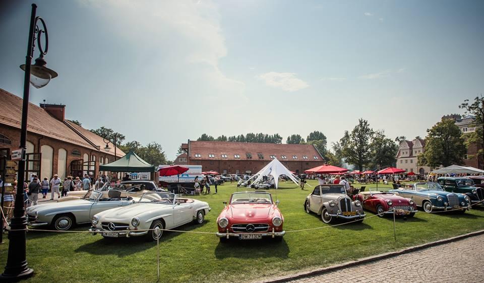 VI Zlot Pojazdów Zabytkowych MotoClassic Wrocław 2016