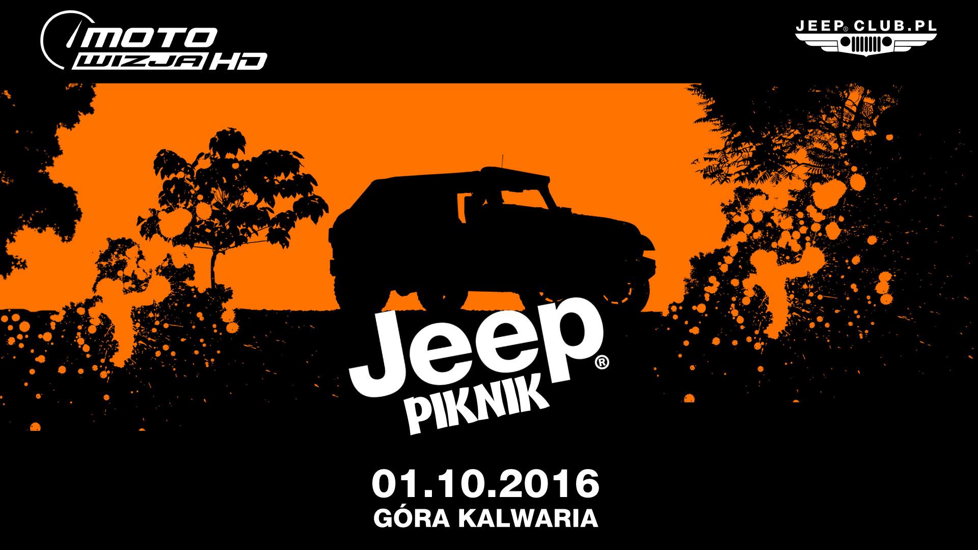 Jeep piknik - Motowizja zaprasza!