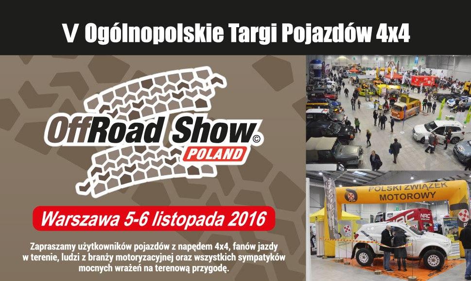 OffRoad Show Poland – zapraszamy na terenową przygodę!
