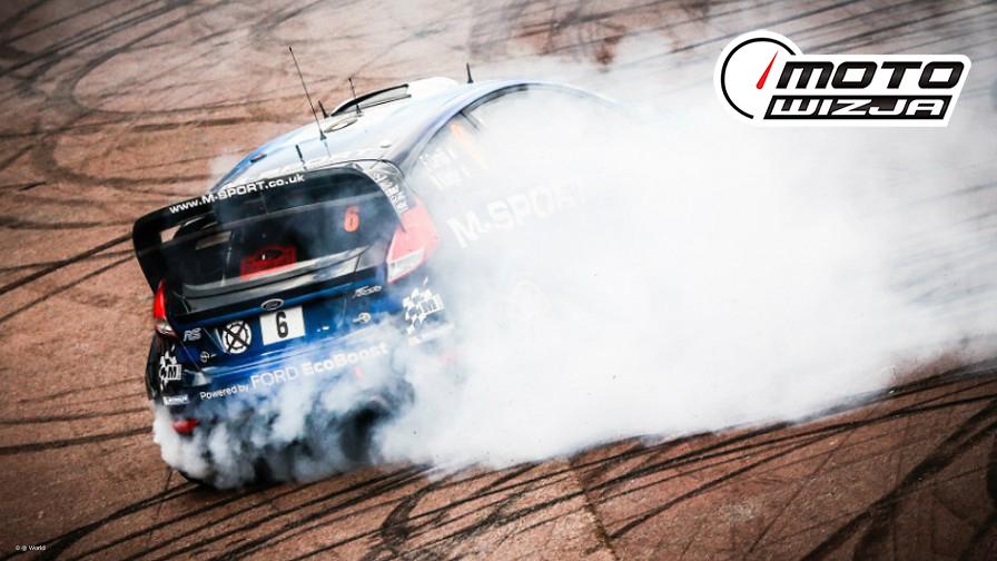 START NOWEGO SEZONU WRC W MOTOWIZJI
