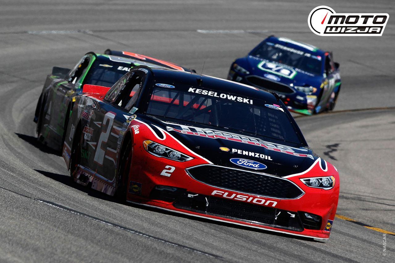 NASCAR zmienia format wyścigu