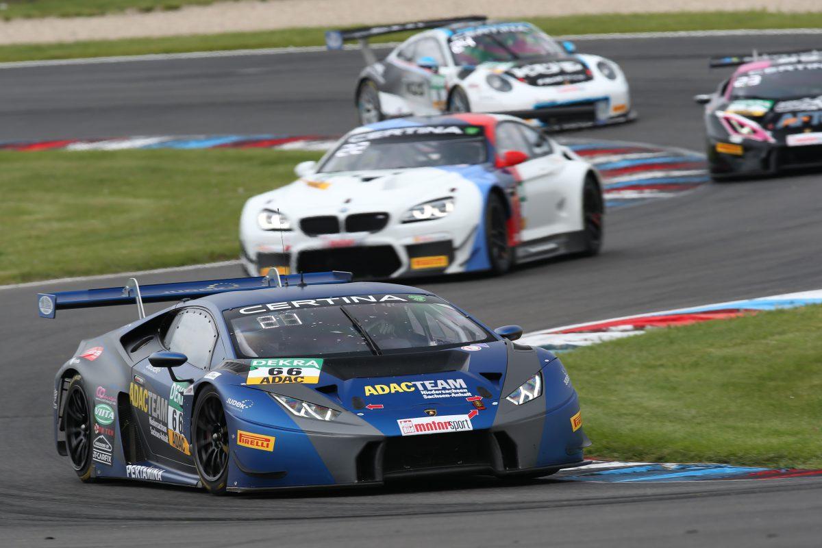 2 runda ADAC GT Masters – Lausitzring