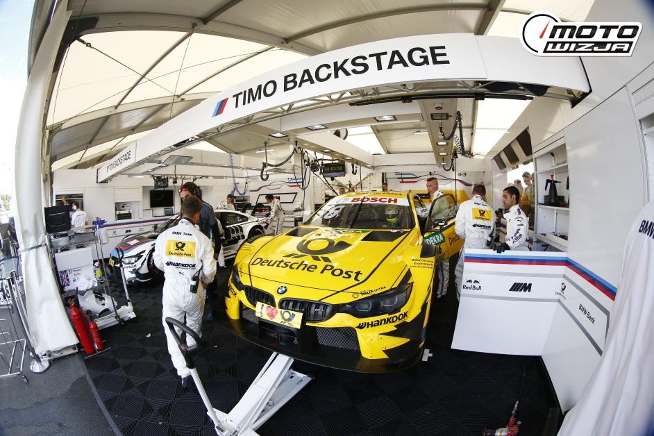 Weekend z DTM i ADAC GT Masters oraz NASCAR na żywo  w Motowizji