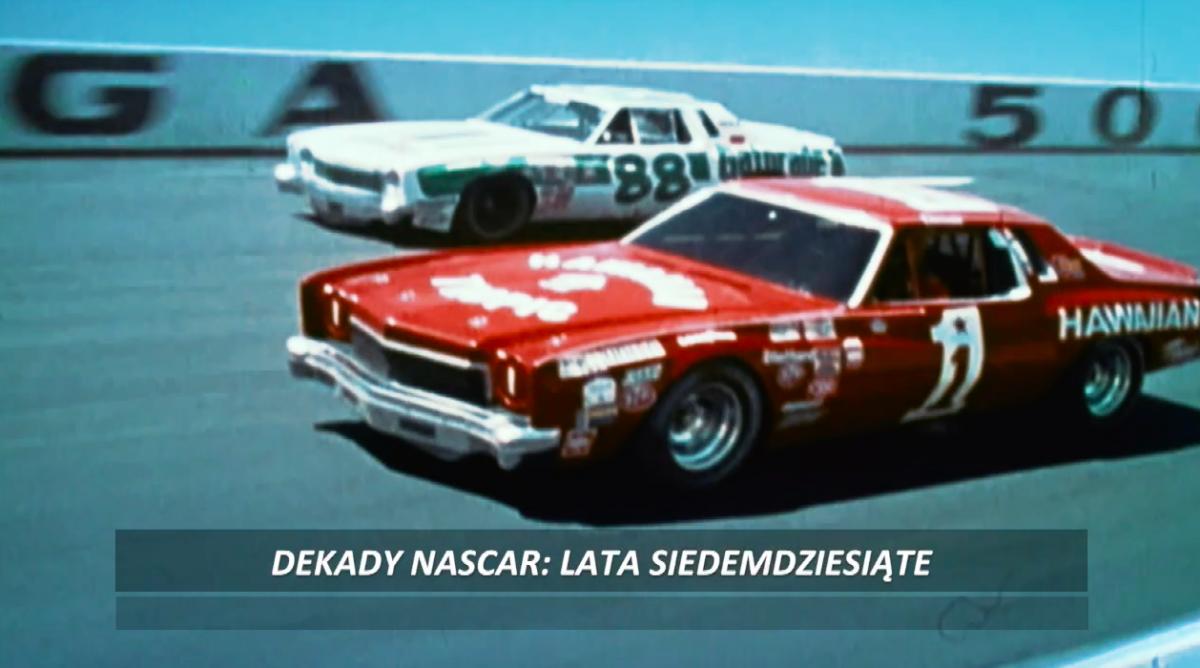 Dekady NASCAR: Lata 70