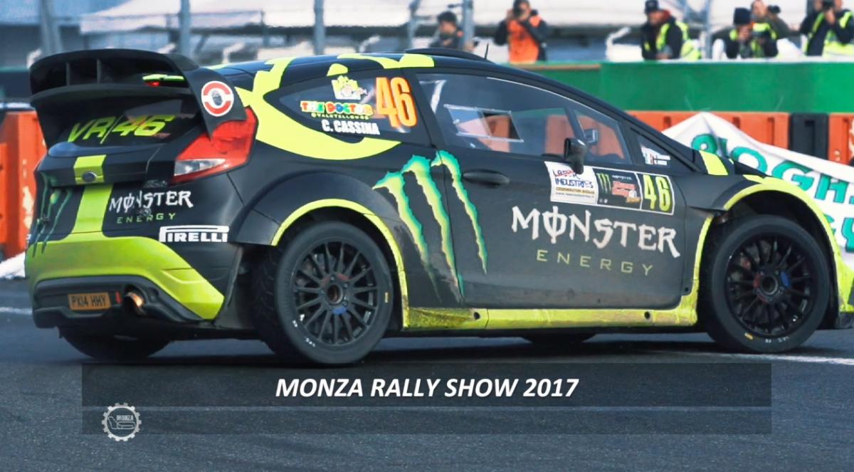 Monza Rally Show 2017 Live w Motowizji