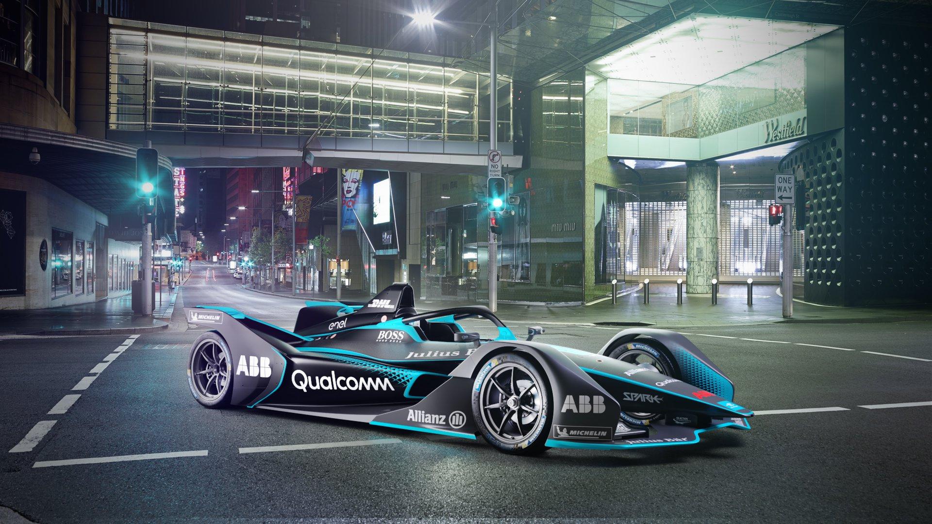 Formuła E: nowy model bolidu