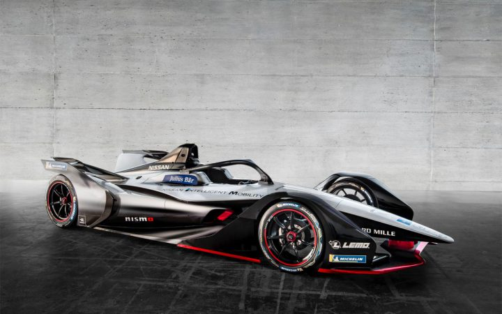 Nowy bolid Formuły E już nie tylko na renderach