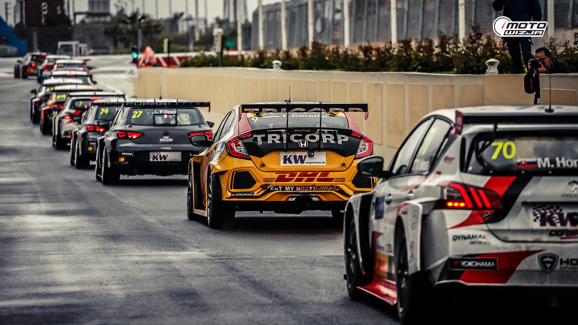 FIA WTCR 2019 Makau w Motowizji