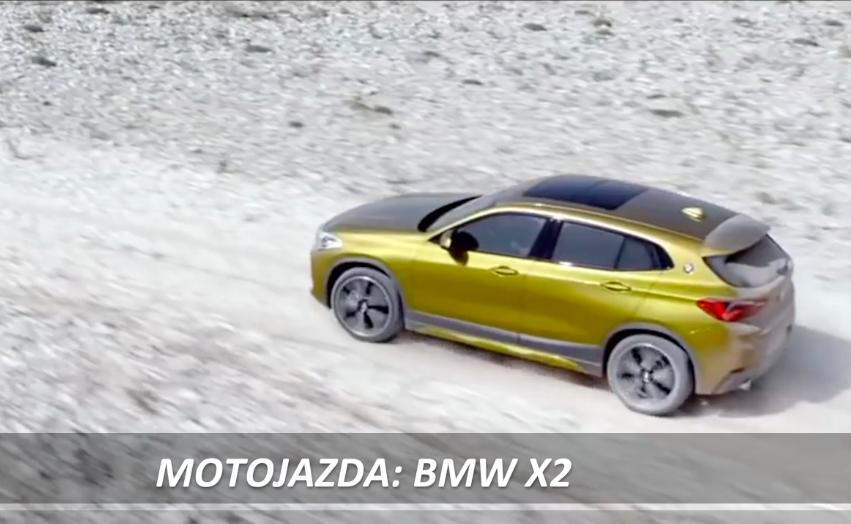 Motojazda w Motowizji: BMW X2