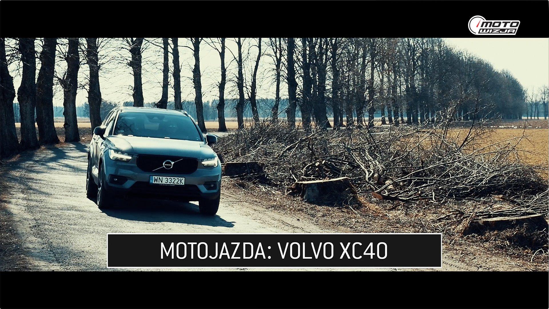 Motojazda w Motowizji: Volvo XC40