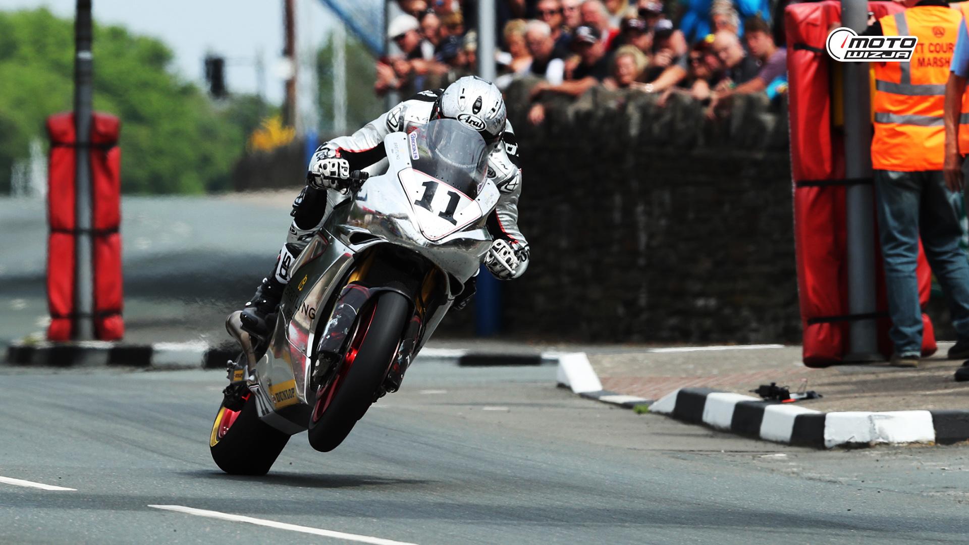 Isle of Man TT 2018 w Motowizji