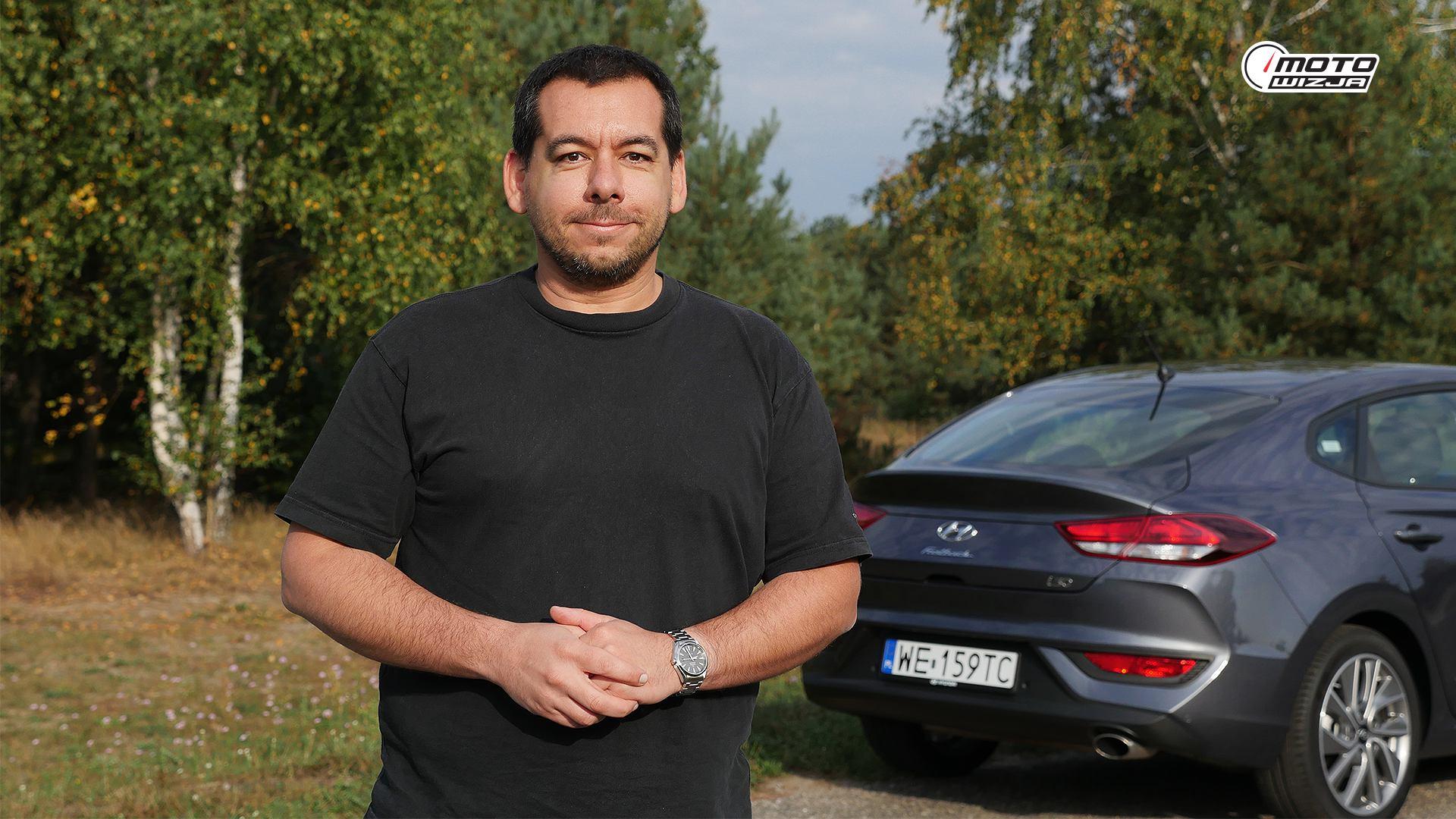 Motojazda w Motowizji: Hyundai i30 fastback