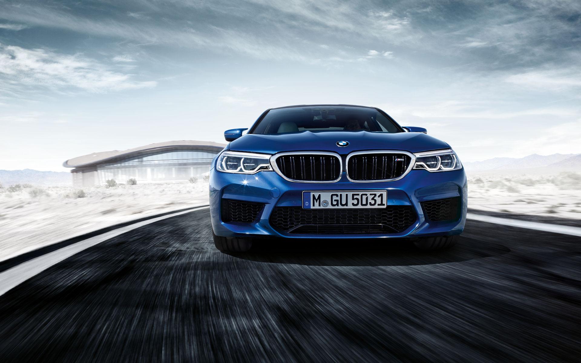 Motojazda w Motowizji: BMW M5