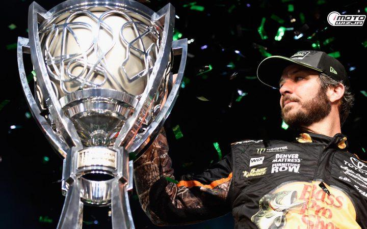 FINAŁ SEZONU NASCAR JUŻ W TEN WEEKEND TYLKO W MOTOWIZJI!