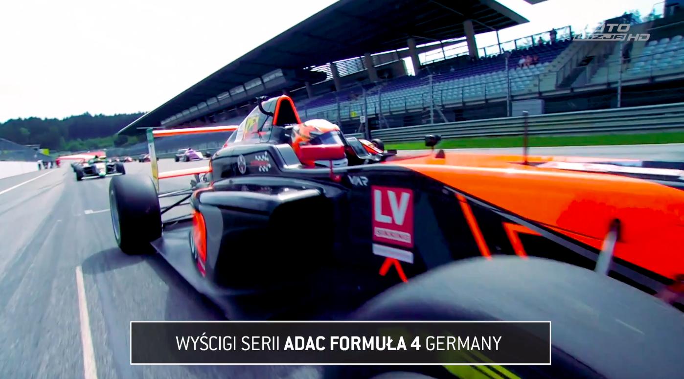 ADAC Formuła 4 Germany w Motowizji
