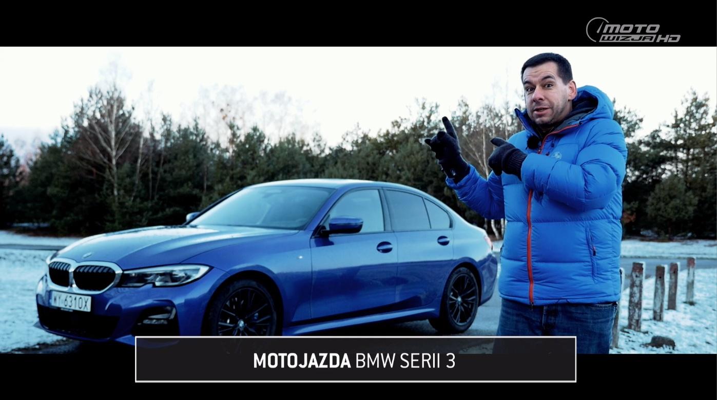 Motojazda w Motowizji: BMW 330i