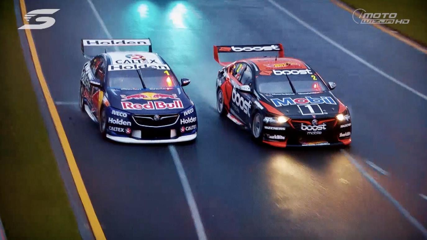 VASC 2019 Superloop 500 Adelaide w Motowizji