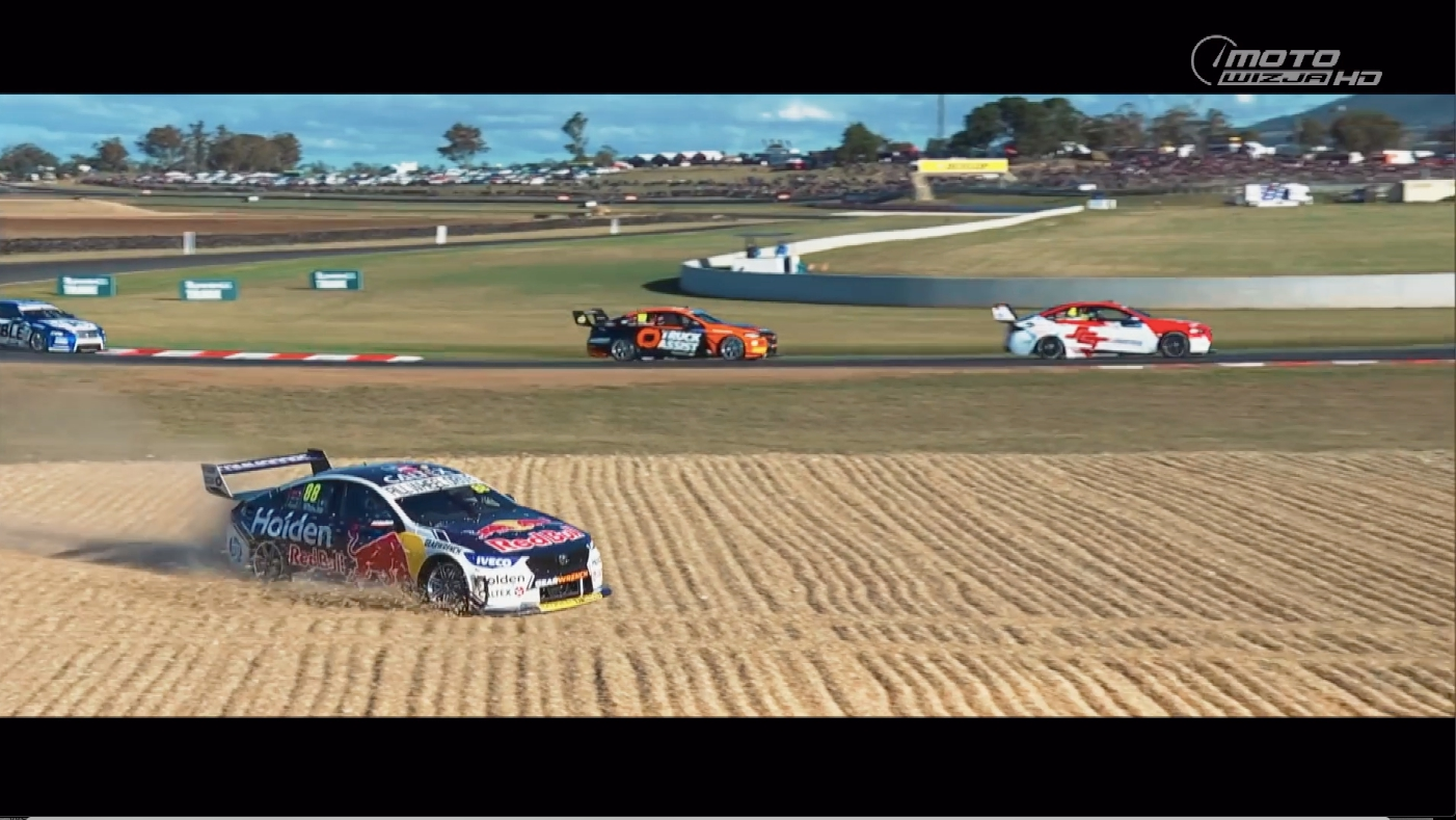 VASC 2019 Tasmania Super Sprint w Motowizji