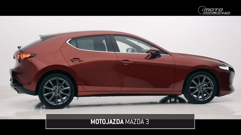 Motojazda w Motowizji: Mazda3