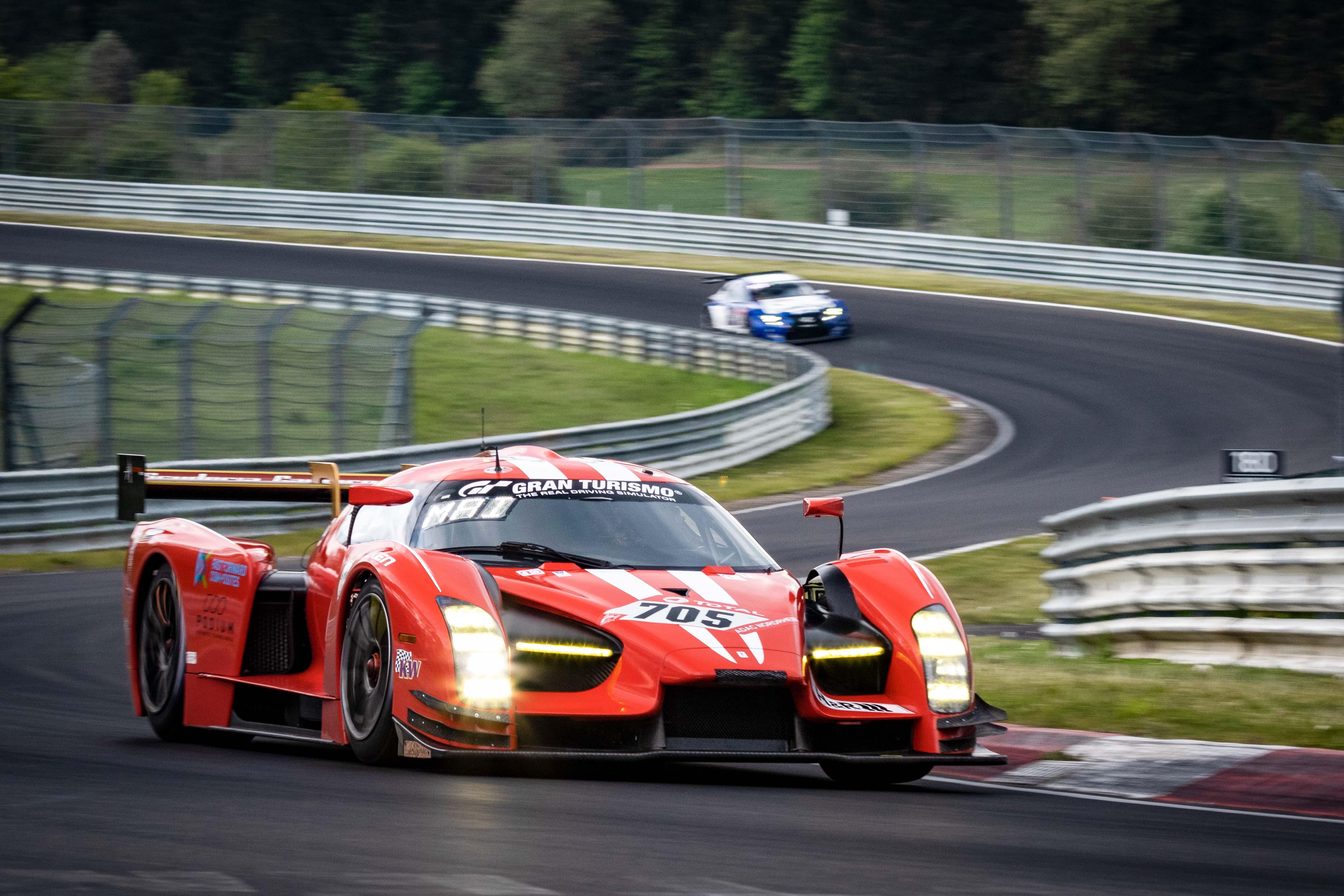 ADAC TOTAL 24h-Rennen Nurburgring na motowizja.pl