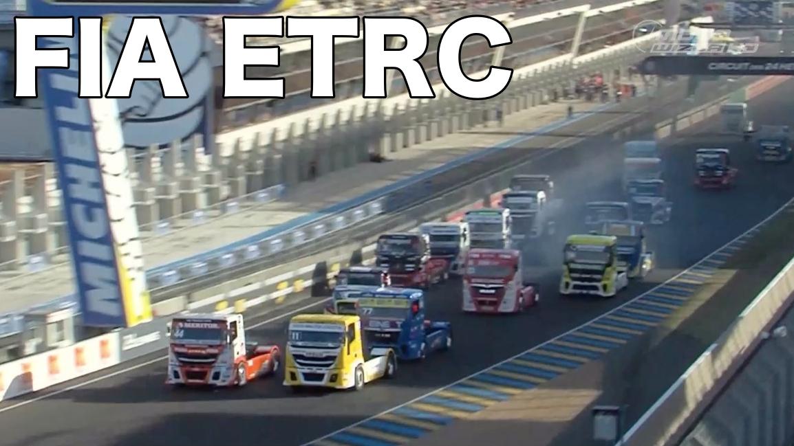 FIA European Truck Racing Most w Motowizji