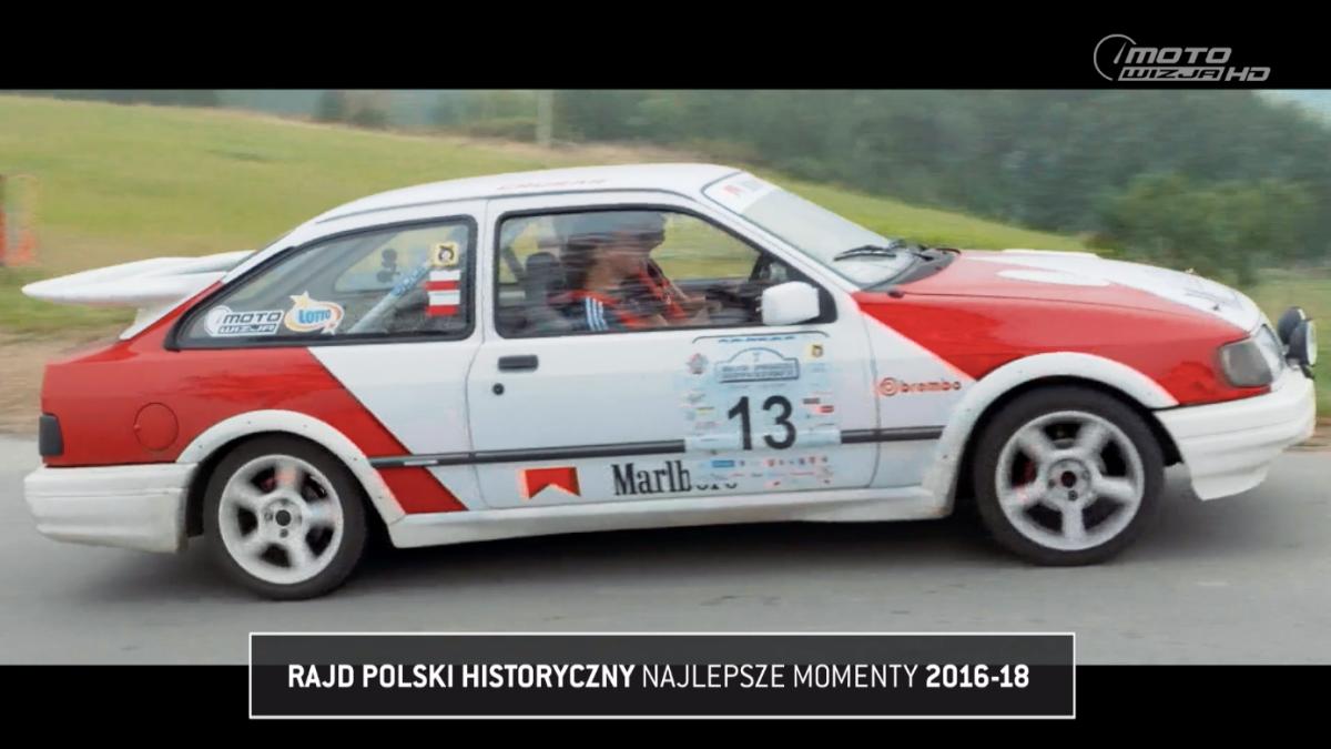 rajd polski historyczny motowizja