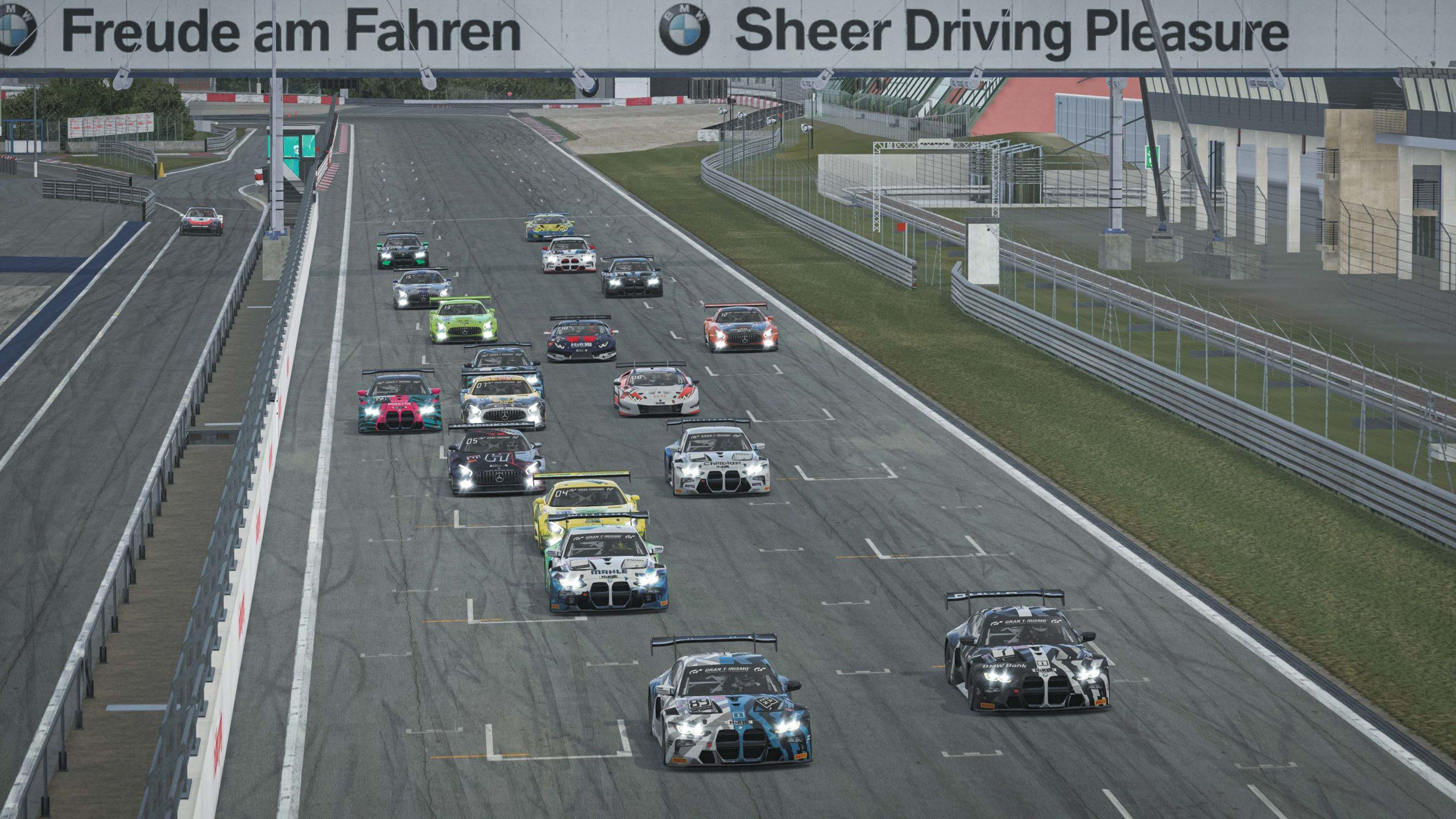 Oglądaj 4. rundę Digital Nurburgring-Endurance Series na żywo