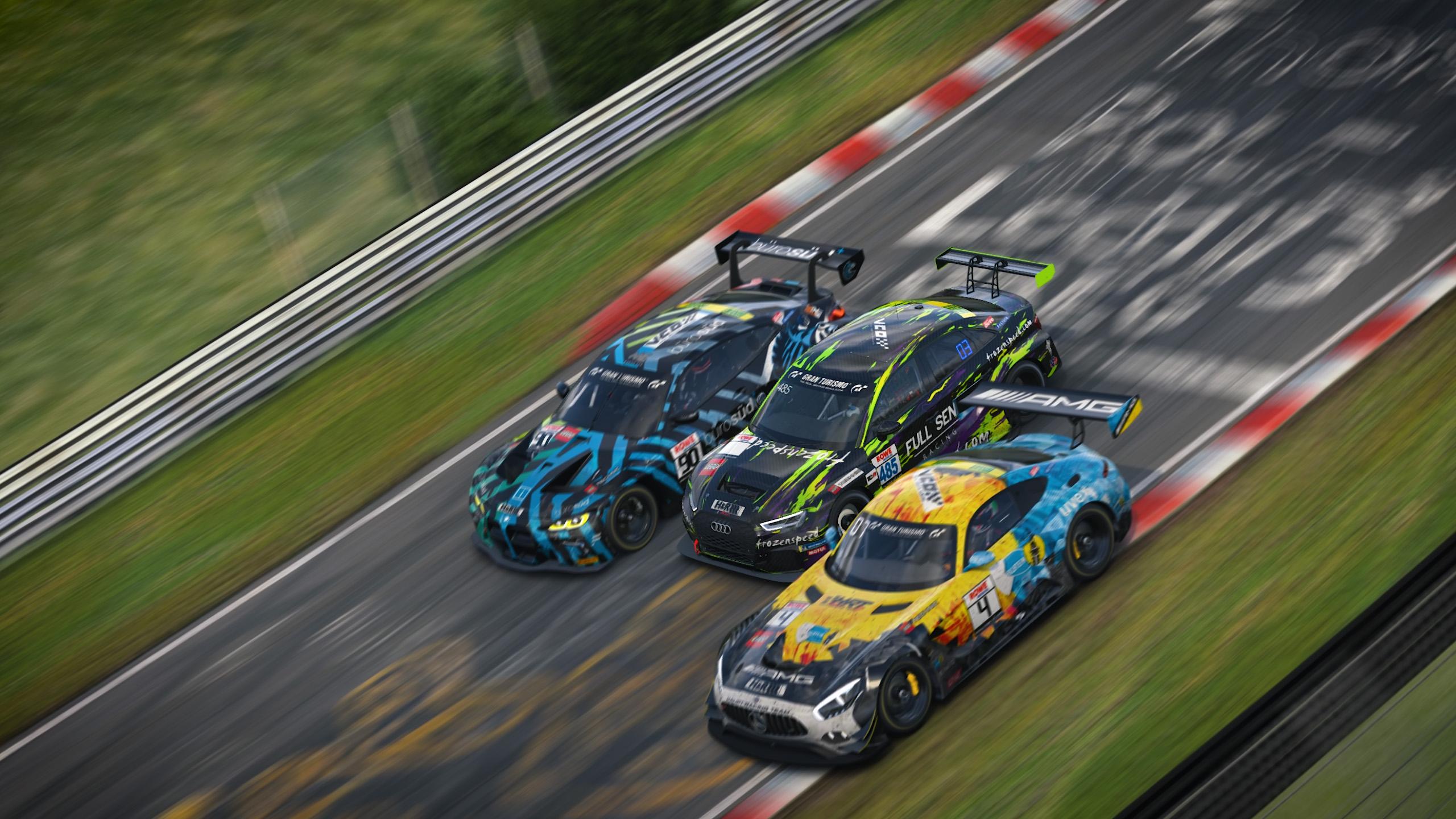 Wielki finał Digital Nurburgring-Endurance Series!